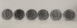 Réf 623624 - LOT N° 4 De 6 Pieces - 10 Francs Argent - 1929 - 1930 - 1931 - 1932 - 1933 - 1934 - La Semeuse - P. TURIN - K. 10 Franchi