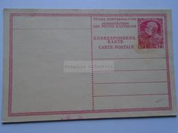 D178684 Österreich  Ganzsache - Entier Postal 10 Heller K.u.K  Kaiser Franz Josef   Ca 1915  - Austria  Not Used Spotted - Sin Clasificación