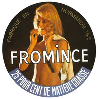 ETIQU.FROMAGE FROMINCE 76-E Seine Mme - Cheese