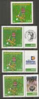 Anniversaire, Avec Vignettes Cérès & Personnalisés. 4 Timbres Neufs ** Côte 16 Euro, Année 2003 - Unused Stamps