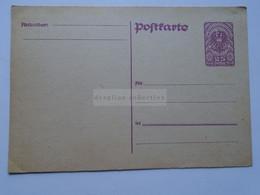 D178688 Österreich  Ganzsache - Ca 1920 Entier Postal 25  Heller Wappenadler - Deutschösterreich   - Austria  Not Used - Sin Clasificación