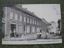 ECAUSSINES D'ENGHIEN - RUE DES RIVAUX 1902 - Ecaussinnes