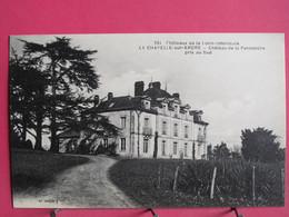 44 - La Chapelle Sur Erdre - Château De La Pannetière Pris Du Sud - R/verso - Other Municipalities