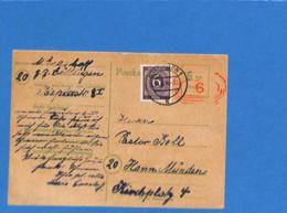 Allemagne Bizone 1946 Postkarte De Gottingen (G1508) - Zona Anglo-Americana