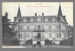 81 Gaillac, Chateau Durand (5970) - Gaillac