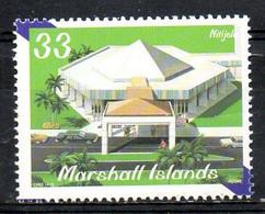 MARSHALL. N°1325 De 2000. Voitures Dans Les Rues Des Iles Des Marshall. - Autos
