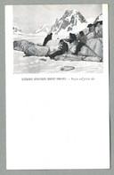 EXPÉDITION ANTARCTIQUE CHARCOT 1903-1905 - REPAS EN PLEIN AIR - Missions
