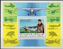 MAURITANIE - Histoire De L'aviation Feuillet - Mauritania (1960-...)