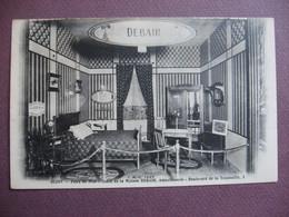 CPA 21 DIJON Foire De 1923 Stand Maison DEBAIR Ameublement 3 Boulevard De La Trémouille MEUBLES LIT - Dijon