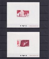 WALLIS AND FUTUNA 1966, Mi# 209-210, Deluxe Blocks, Space, Rocket, Satellite - Covers & Documents