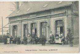 FOLLIGNY - Buffet De Folligny - Table D'hôte - Le Bachelet - Sonstige Gemeinden