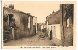 Vieux PORNIC - Rue Du Bourg Aux Moines - Pornic