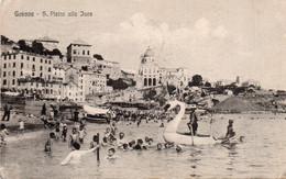 GENOVA - SAN PIETRO ALLA FOCE - VIAGGIATA - Genova (Genoa)