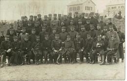 CPA Groupe D'officiers - La Courtine 1910 - Divers Régiments - Personaggi