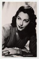Ava Gardner Actress Real Photo Vintage Postcard - Acteurs