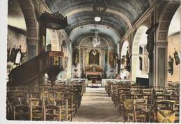 DEPT 33 : édit. Cim N° G 3 : Lacanau L'intérieur De L'église - Sonstige Gemeinden