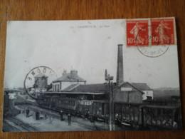 63 - Puy-de-Dôme - Laqueuille -  La Gare - Autres Communes