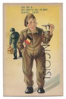 """Soldat Belge Se Moque D'un Allemand Qui Retourne Chez Lui: """"On Les A ..."""" - Humour"""