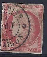 FRANCE COLONIE émissions Générales N° 21 Obl SAIGON - Ceres