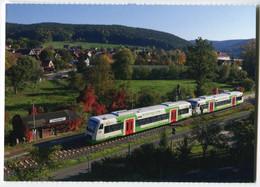 Regio-Shuttle Der Erfurter Bahn EB,bei Freienorla, Ungelaufen - Trenes