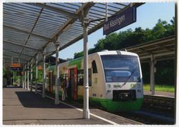 Regio-Shuttle Der Erfurter Bahn EB,in Bad Kissingen, Ungelaufen - Trenes