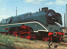 Dampflok 18 201 Im Bw Halle, Ungelaufen - Trains