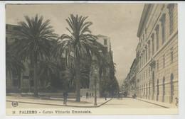 ITALIE - PALERMO - Corso Vittorio Emanuele - Palermo