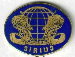 Pin's Sirius (dragon ? Serpent ? Cobra ? Snake ? Dragoon ?) - Dieren