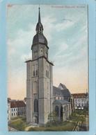 DORTMUND  -  REINOLDI  KIRCHE  -  1919  -  DOS  : CACHET  SERVICE DE LA  RESTITUTION INDUSTRIELLE  . BUREAU DE COLOGNE - Dortmund