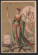 Liebig Chromo (1) -  S_0165 - Oiseaux - Femmes 2 - Anno 1883 - In Goede Staat - Liebig