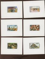 1978 Paintings Goya Gauguin Van Gogh Dürer Dufy    Feuillets De Luxe Yv. 938/939 + A363/366 **. Parfaits - Togo (1960-...)