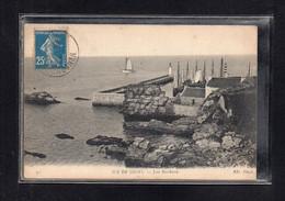 (25/04/21) 56-CPA ILE DE GROIX - LES ROCHERS - Groix