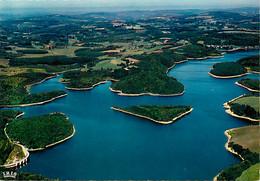 19 - Corrèze - Le Lac De Viam, Vu Du Ciel - Vue Aérienne - Carte Neuve - CPM - Voir Scans Recto-Verso - Other Municipalities
