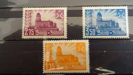 1941 Yv 231-233 MNH A60-61 - Neufs