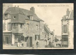 CPA - Karten Bost - LESNEVEN - Vieille Maison Fortifiée Du XVIè Siècle, Animé  (dos Non Divisé) - Lesneven