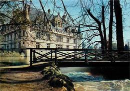 37 - Azay Le Rideau - Le Château - Carte Neuve - CPM - Voir Scans Recto-Verso - Azay-le-Rideau