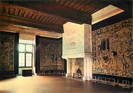 37 - Azay Le Rideau - Intérieur Du Château - Salle Des Fêtes, Tapisseries Des Flandres - Carte Neuve - CPM - Voir Scans - Azay-le-Rideau