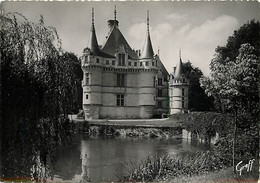 37 - Azay Le Rideau - Le Château - CPSM Grand Format - Carte Neuve - CPM - Voir Scans Recto-Verso - Azay-le-Rideau