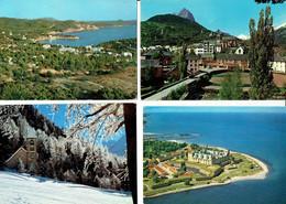 Lot De CPM - CPSM Pays D'EUROPE  3 Kg 870 - 500 Postcards Min.