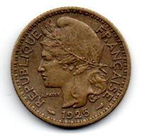 Cameroun -  1 Franc 1925 TTB+ - Cameroon