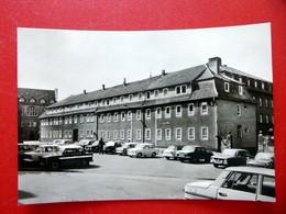 Heiligenstadt Heilbad - Bergkloster - Alte Autos - Echt Foto - DDR 1978 - Eichsfeld - Thüringen - Heiligenstadt