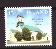 IJsland / Iceland / Island 859 Used (1996) B-Choice - Gebraucht