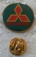 Pin's - Automobiles - Logo MITSUBISHI - - Mitsubishi