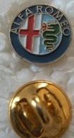 Pin's - Automobiles - Logo - Alfa Romeo - - Alfa Romeo