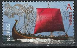 Norwegen Norway 2014. Mi.Nr. 1846, Used O - Oblitérés