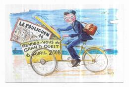 Le Pouliguen 44 Rendez-Vous Du Grand Ouest 6 Avril 2008 - Bolsas Y Salón Para Coleccionistas