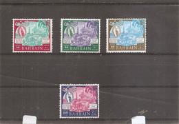 Bahrein   ( 154/157 XXX -MNH) - Bahrain (1965-...)