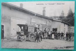 AUBREVILLE  -  La Succursale  -  Gérance Buré - Other Municipalities