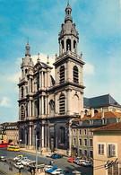 54 - Nancy - La Cathédrale - Automobiles - Bus - CPM - Voir Scans Recto-Verso - Nancy