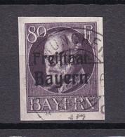 Bayern - 1920 - Michel Nr. 164 B - Gestempelt - Bavaria